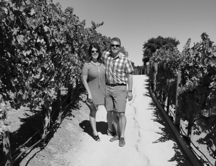Who doesn't love wine tasting? On the weekends we spend our free time outdoors, whether it's enjoying the weather in the Bay Area (300+ days of sunshine each year) or hitting estate sales for more DIY projects!
