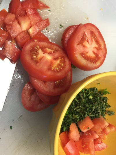 Tomatoes & Thyme