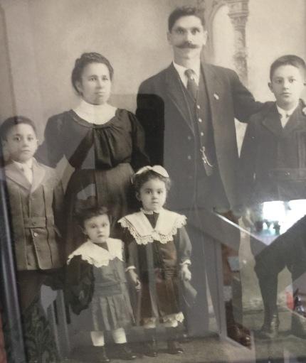 The Sabo Family.