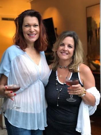 Marybeth and Susan - stunning duo!